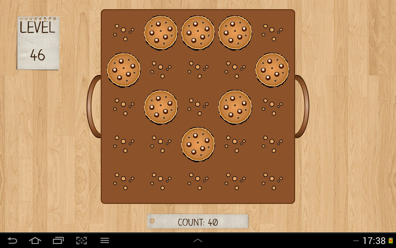 Magic Cookies released on Google Play